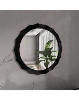 Camex Şık Siyah Çerçeveli Ayna