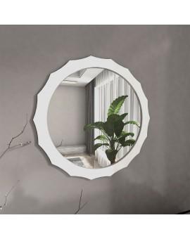 Camex Şık Beyaz Çerçeveli Ayna